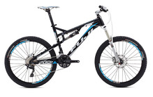 FUJI Reveal 1.5 vtt suspendu noir